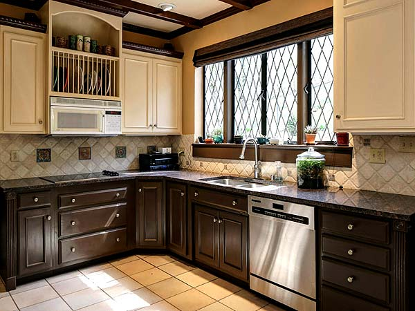 In The Various Kitchen Renovations Concepts, Design Is Centred On A Work  Triangle Formula. In This Design The Refrigerator, Cooking Sets And The  Sink Are ...